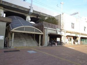 東大島駅(大島口)①