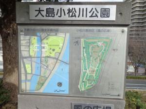 都立大島小松川公園(夢の広場 南地区)②