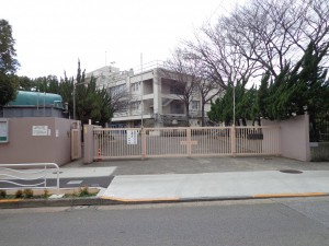 亀戸中学校①