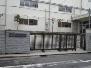 第七砂町小学校②