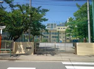 東川小学校②