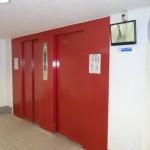 エレベーター2基あり モニター付で安心です!29