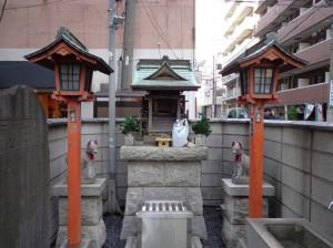 橘稲荷神社③