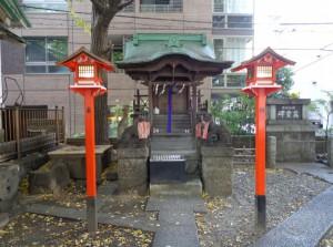 銀杏八幡宮 稲荷神社