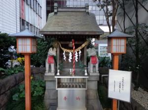 有楽稲荷神社③