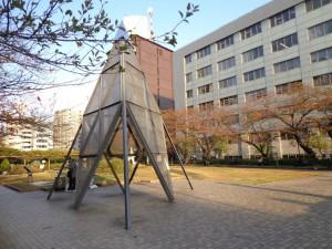築地川亀井橋公園②