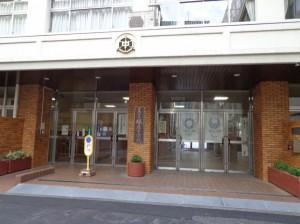 銀座中学校④