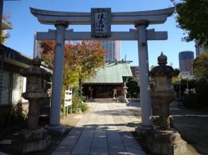 住吉神社②