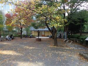 蛎殻町公園②