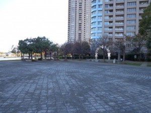 石川島公園 パリ広場②