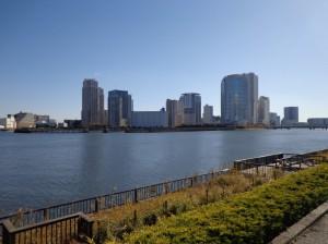石川島公園②