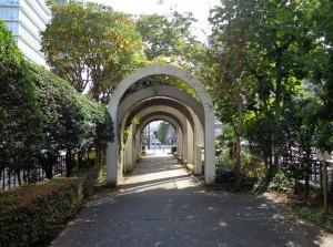 浜町緑道公園⑧