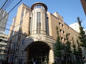 日本橋区民センター①