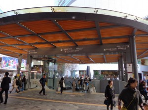 有楽町駅⑦