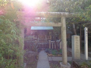 住吉神社 船魂神社