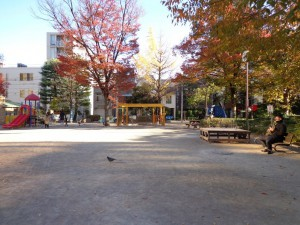 月島第一児童公園②