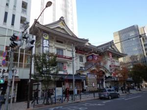 歌舞伎座③