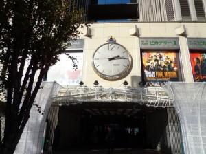 有楽町マリオンからくり時計