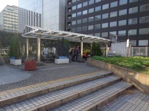 築地川銀座公園④