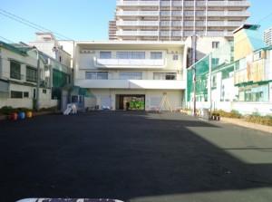 月島駅前児童遊園②