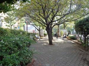 浜町緑道公園⑤