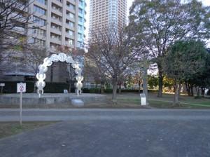 石川島公園 パリ広場③