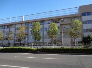 月島第一小学校・幼稚園①