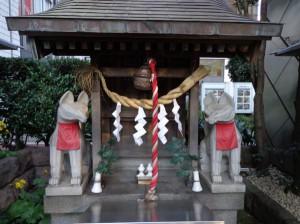 有楽稲荷神社④