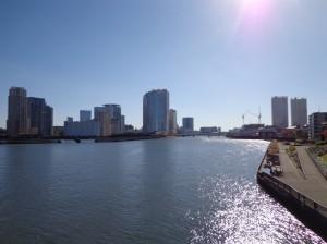 相生橋からの景色②