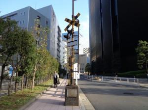 鉄道踏切信号機①