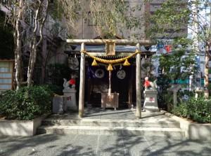 茶の木神社②