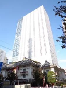 歌舞伎座タワー①