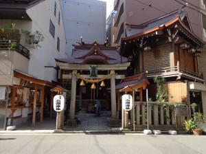 小網神社②