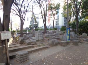 築地川采女橋公園②