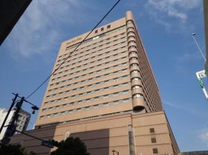 ロイヤルパークホテル②