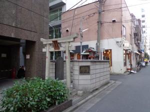 橘稲荷神社①