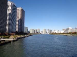 相生橋からの景色①