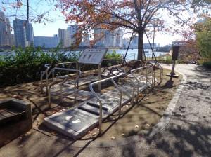 石川島公園④