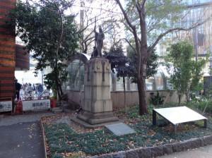 関東大震災の記念碑①