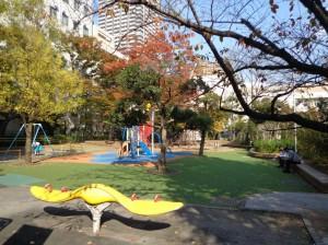 蛎殻町公園④
