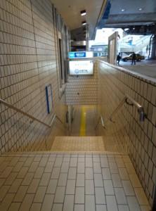 水天宮前駅出口1b