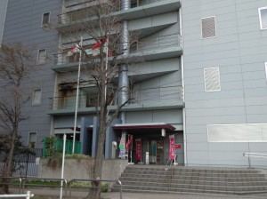 銀座郵便局①