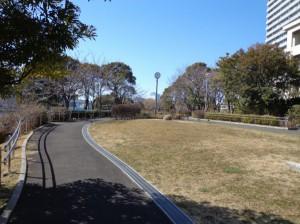 潮見さざなみ公園 日だまり広場②