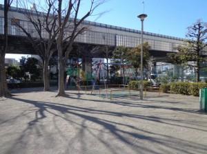 枝川3丁目公園①