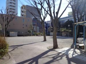 枝川3丁目公園②