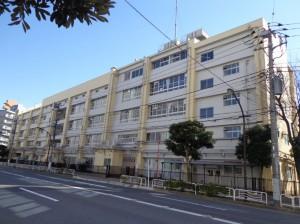 枝川小学校①