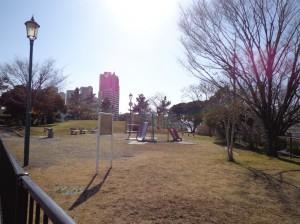 潮見運動公園④