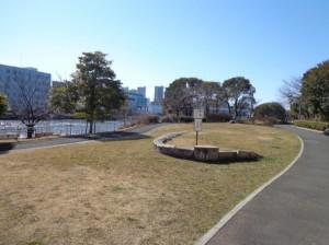 潮見さざなみ公園 日だまり広場①