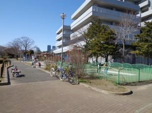 潮見さざなみ公園 わんぱく広場①