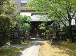 繁榮稲荷神社④